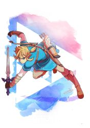 Link Breath of The Wild by SeiKyo-Art