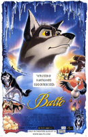Balto 1999 Re-Release Poster by lflan80521