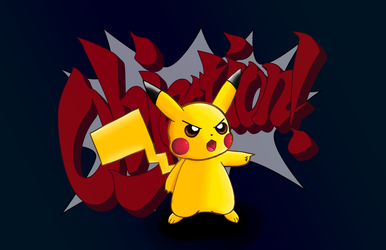Pika Wrightchu - Objection! by aslove