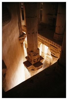 column of an indian temple by newtone