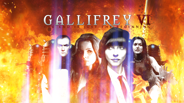 The End is just the Beginning - Gallifrey VI by T-Lorie