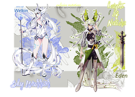 Elemental Eliores - Auction CLOSED by BeIeth