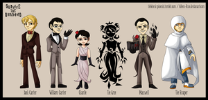 StS: The Shadow Beings Chart by Aileen-Rose