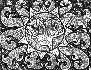 Lines of the Sun (FOR SALE) by HGCreations