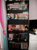 My manga collection 08-11 by Gazette-Love