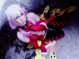 Guilty Crown Inori Cosplay by K-I-M-I