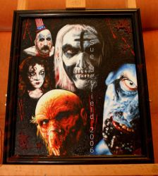 House of 1000 Corpses by LittleMissEvil