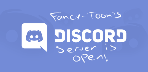 Public Discord Server! by Fancy-Toons98