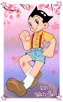 Astro Boy Doodle by Magical-Wizard