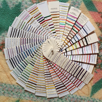 Kreinik Color Wheel by pinkythepink