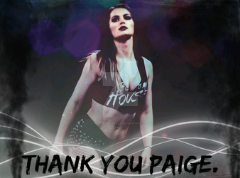 Thank you Paige! by WhiteSpectre43