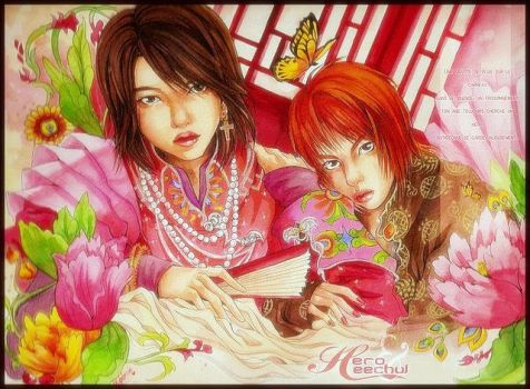 K-pop sweet -old one. To Loli- by Master-Sheron