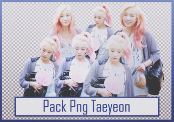 Pack Png Taeyeon #36 by alwaysmile19
