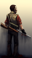 TF2 - SNIPER by 9ofcups