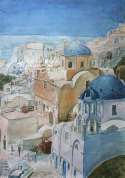Santorin by only-thi