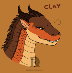 WOF: Clay by DireRedemption