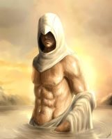 Commission - Altair Ibn-La'Ahad - v1 by MistressAinley