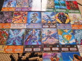 anime style card yugioh holographic by Carlos123321