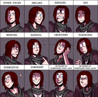 Expression Meme - Lyle by LulzyRobot
