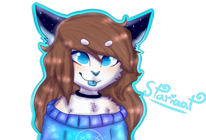Stariaat Annie (Gift) by CatDoesWoof101