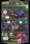 Comic Art Of Rap - page 8 by Robert-Shane