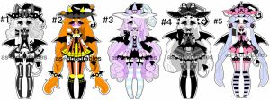 Witch Pastel adoptables CLOSED by AS-Adoptables