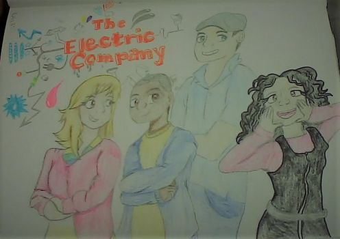 The Electric Company by PrincessStarsong