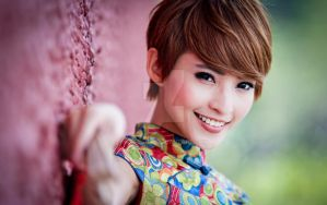 In cheongsam 8 by Agnes108