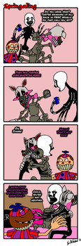 Springaling 164:  The One Left Behind by Negaduck9