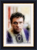 Richard Burton as Marc Antony by Pixie-Toki
