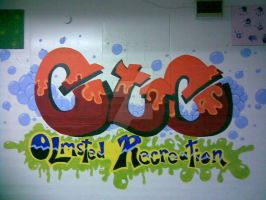 CTC Mural 1 by Bloodrican