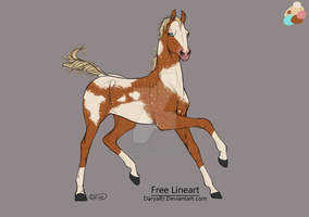 Foal Auction - chestnut crumble - CLOSED by TheAdoptArtist