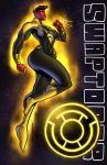 Lady Sinestro by ArtOfTDJ