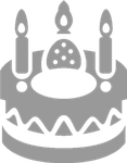 Cake Fullbottle Icon by CometComics