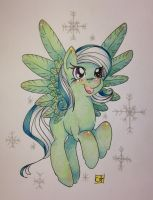 Secret santa: Winter Wing by Cloudy-03