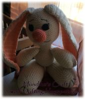 BigEared rabbit by hund1kene