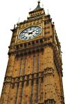 The Clock and Bell, Westminster by 13DiamondAward