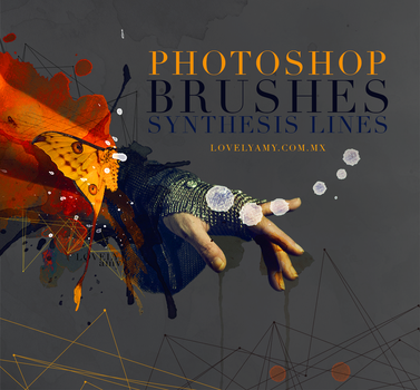 Evanescence Synthesis Brushes by lovelyamyweb