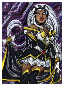Sailor X - Storm by JRtheMonsterboy
