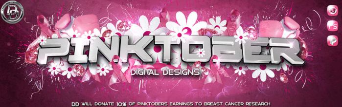 Banner for Digital Designs by MzDemented