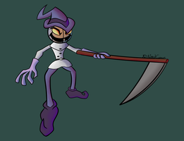 G. Adventures of Billy and Mandy - Jack by FictionalCanvas