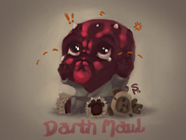 Baby Maul by Jagged88