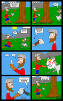 Dwarf Fortress comic 2 by geoduck42