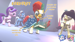 [DL] sunburst by BeardedDoomGuy