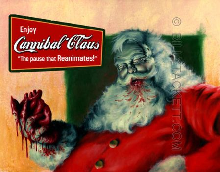 Cannibal Claus 2... by billytackett