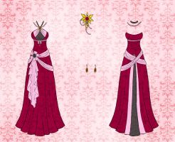Minwa dress design by Eranthe