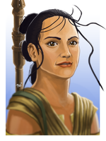 Rey by killerbee23