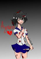 Ayano-Chan by KarlaArts