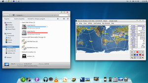 Mac OS X Theme for Win7 by StArL0rd84