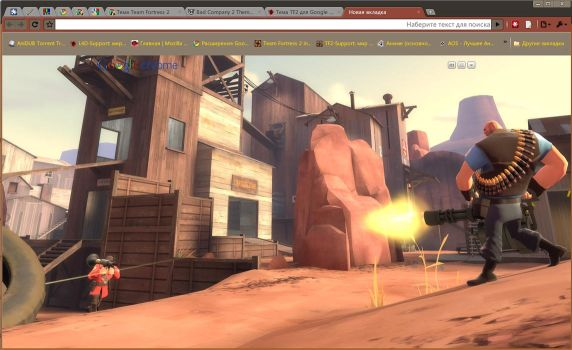 Team Fortress 2 Theme by bestwow23